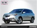 2012 Acura MDX TIRE PRESSURE MONITOR HEATED MIRRORS SATELLITE