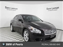 2014 Nissan Maxima 4dr Sdn 3.5 SV SECURITY SYSTEM TRACTION