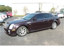 2008 Cadillac STS 4dr Sdn V6 AWD w/1SA TRACTION CONTROL HEATED
