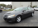 2011 Toyota Camry 4dr Sdn I4 Auto LE (GS)