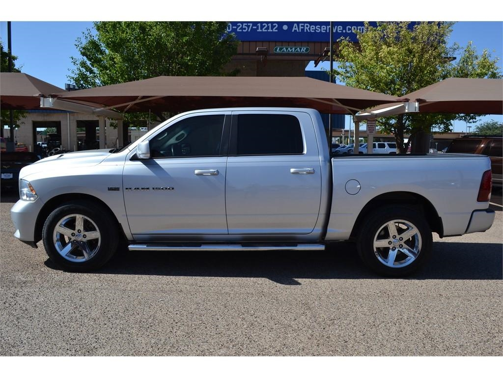 2011 Ram 1500 Sport 1d7rb1ct7bs599330for Sale
