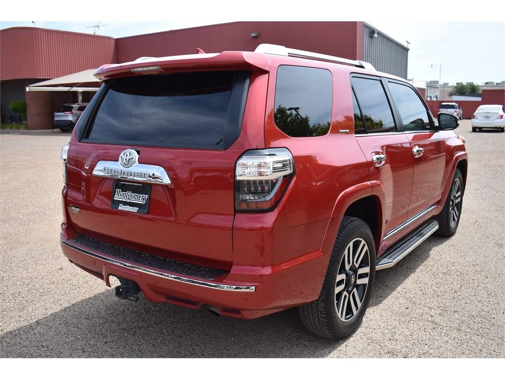 2015 Toyota 4Runner Limited /