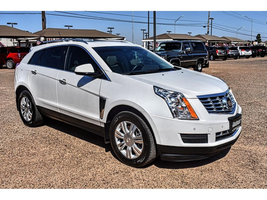 2014 Cadillac SRX Luxury Collection /