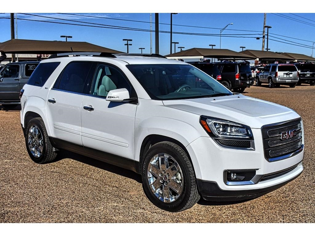 2017 GMC Acadia Limited Limited /