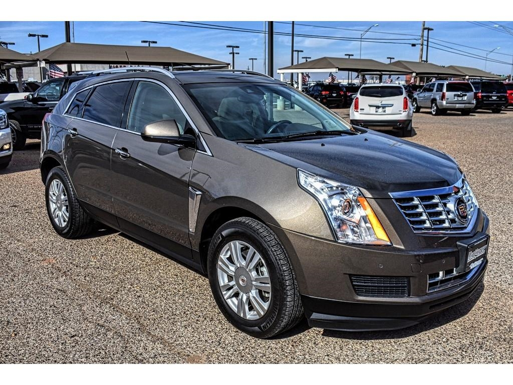 2015 Cadillac SRX Luxury Collection /