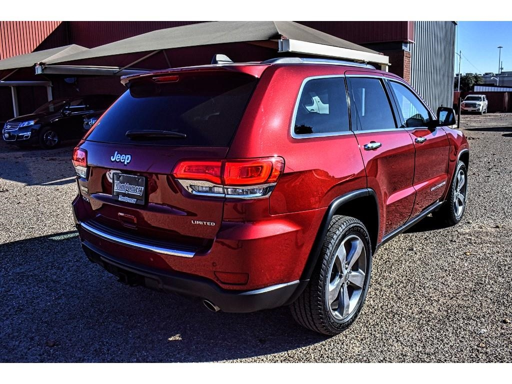 2015 Jeep Grand Cherokee Limited /