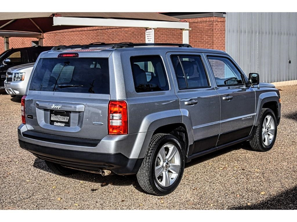2015 Jeep Patriot Latitude /