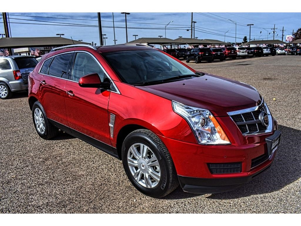 2012 Cadillac SRX Luxury Collection /