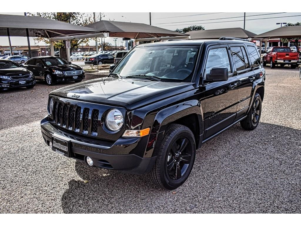 2015 Jeep Patriot Sport /