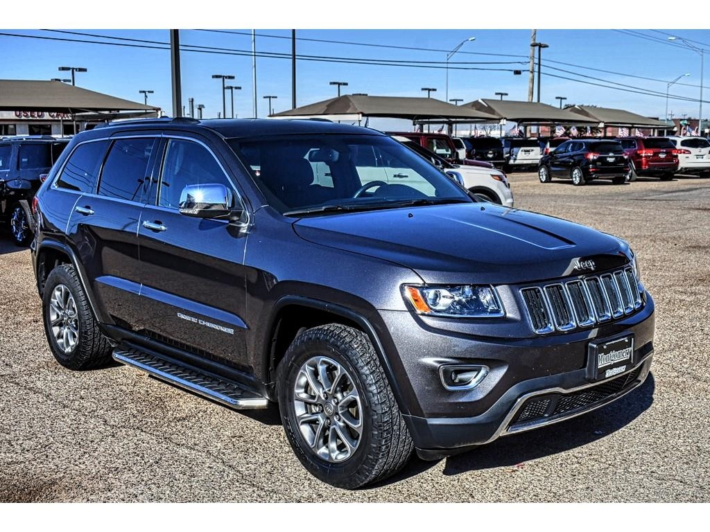 2014 Jeep Grand Cherokee Limited /