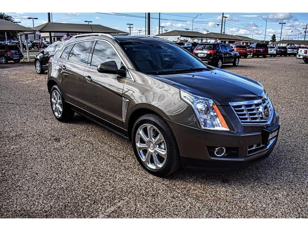 2015 Cadillac SRX Performance Collection /