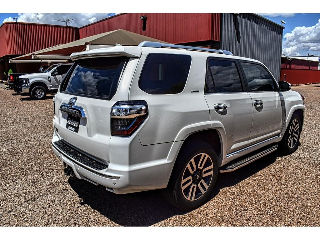 2016 Toyota 4Runner Limited / Montgomery Autoplaza / Lubbock / TX / 79424