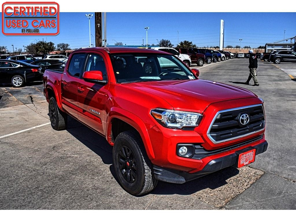 2016 Toyota Tacoma SR5 / Certified Used Cars of Lubbock / Lubbock / TX / 79423