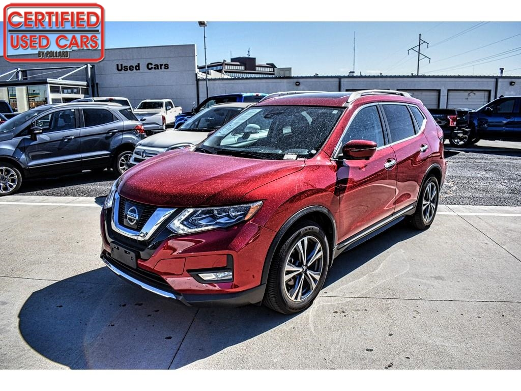 2017 Nissan Rogue SL / Certified Used Cars of Lubbock / Lubbock / TX / 79423