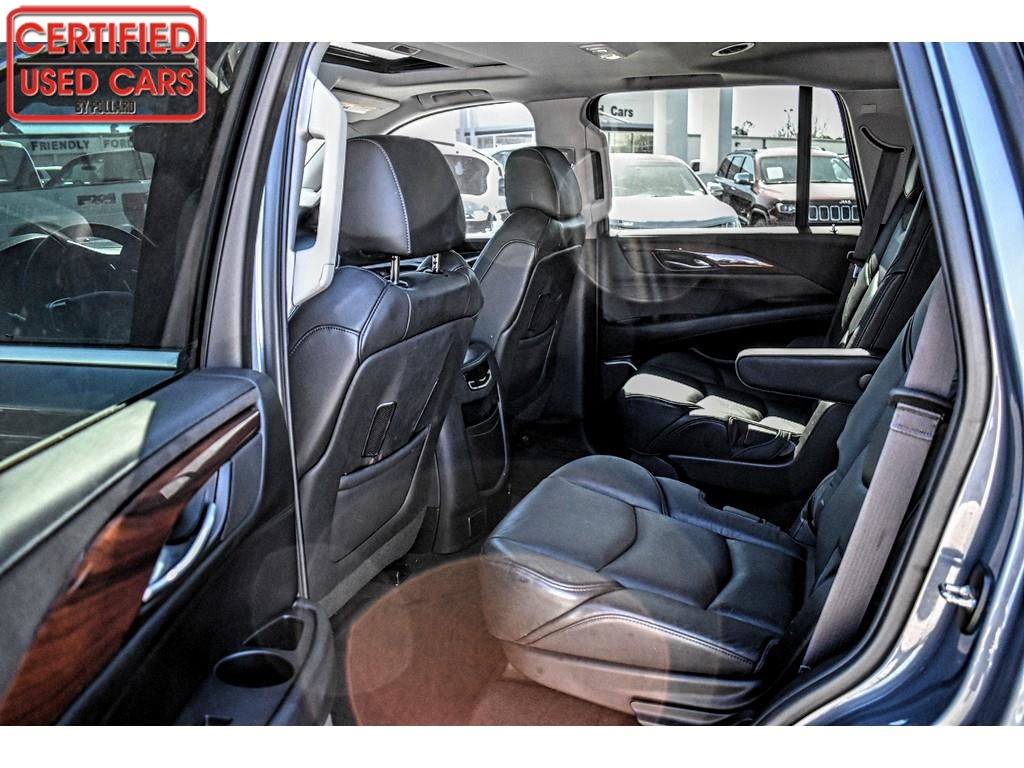 2015 Cadillac Escalade Luxury / Certified Used Cars of Lubbock / Lubbock / TX / 79423