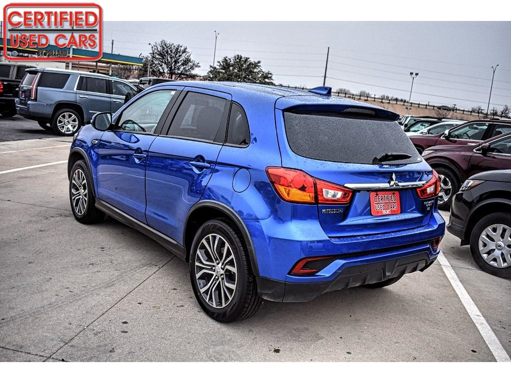 2018 Mitsubishi Outlander Sport SE 2.4 / Certified Used Cars of Lubbock / Lubbock / TX / 79423