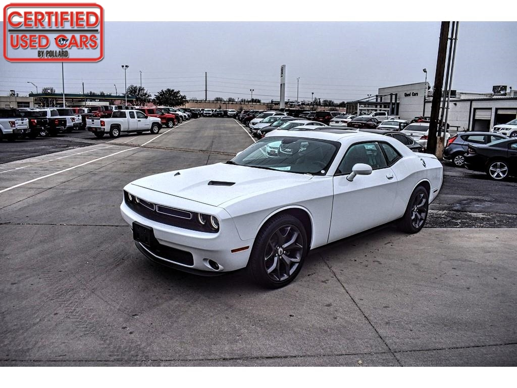 2018 Dodge Challenger SXT / Certified Used Cars of Lubbock / Lubbock / TX / 79423