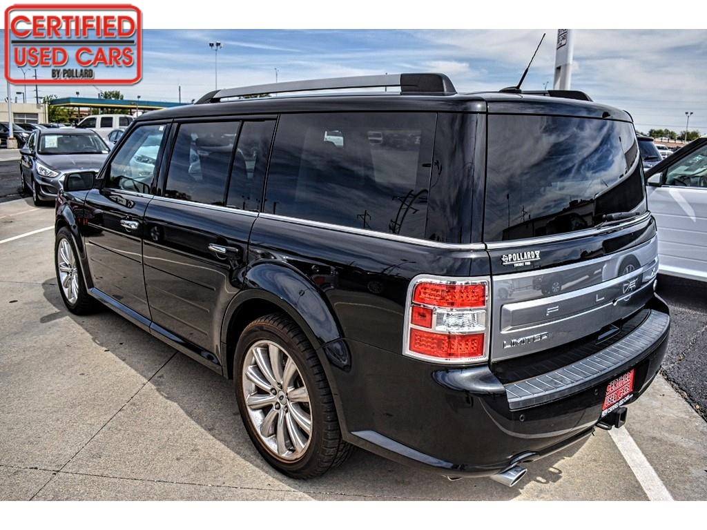 2015 Ford Flex Limited / Certified Used Cars of Lubbock / Lubbock / TX / 79423