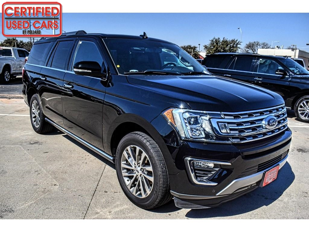 2018 Ford Expedition Max Limited / Certified Used Cars of Lubbock / Lubbock / TX / 79423