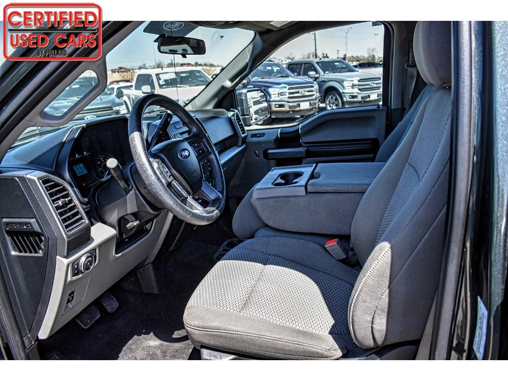 2018 Ford F-150  / Certified Used Cars of Lubbock / Lubbock / TX / 79423