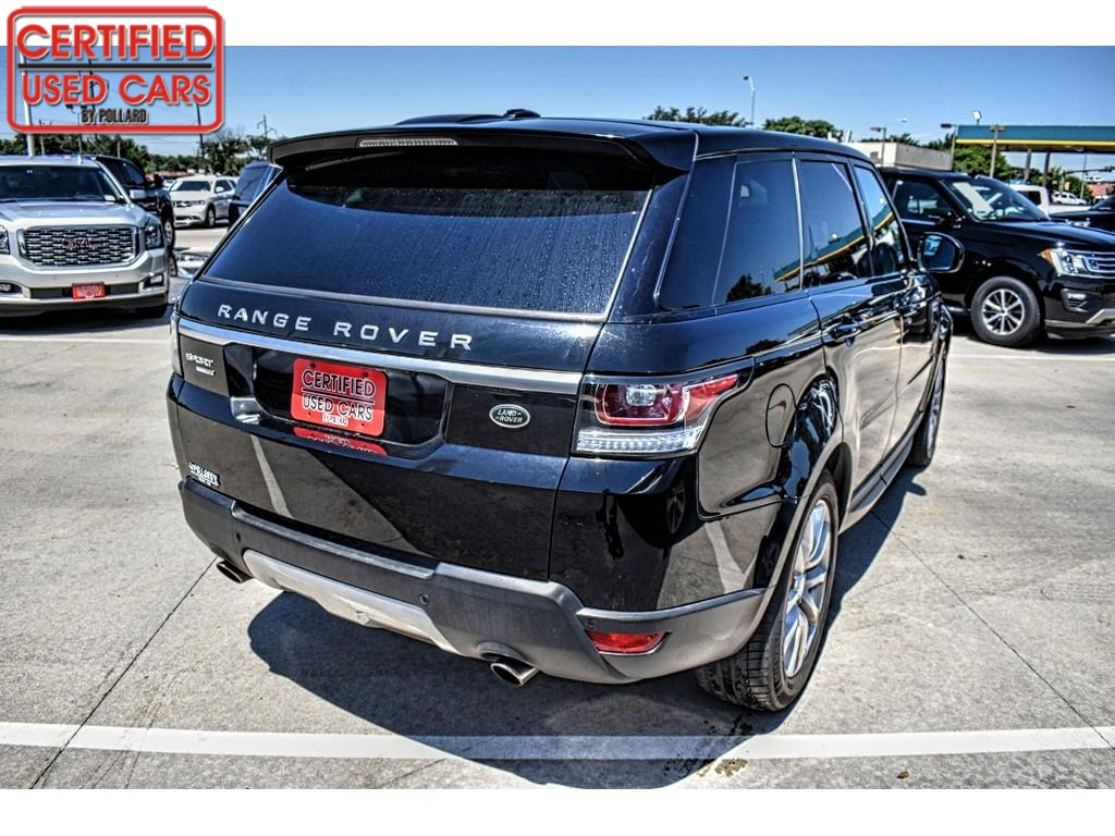2014 Land Rover Range Rover Sport HSE / Certified Used Cars of Lubbock / Lubbock / TX / 79423