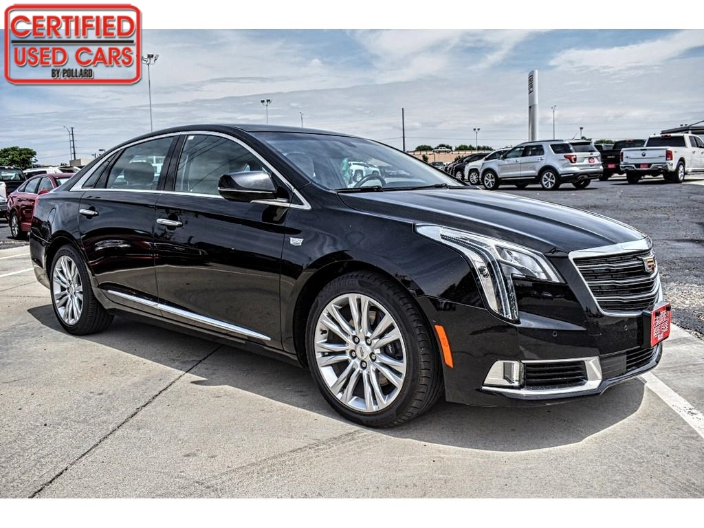 2018 Cadillac XTS Luxury / Certified Used Cars of Lubbock / Lubbock / TX / 79423