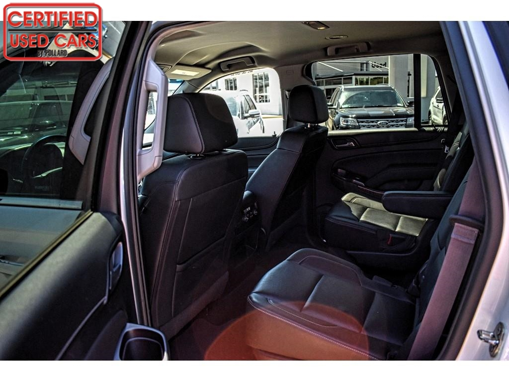 2017 Chevrolet Tahoe Premier / Certified Used Cars of Lubbock / Lubbock / TX / 79423