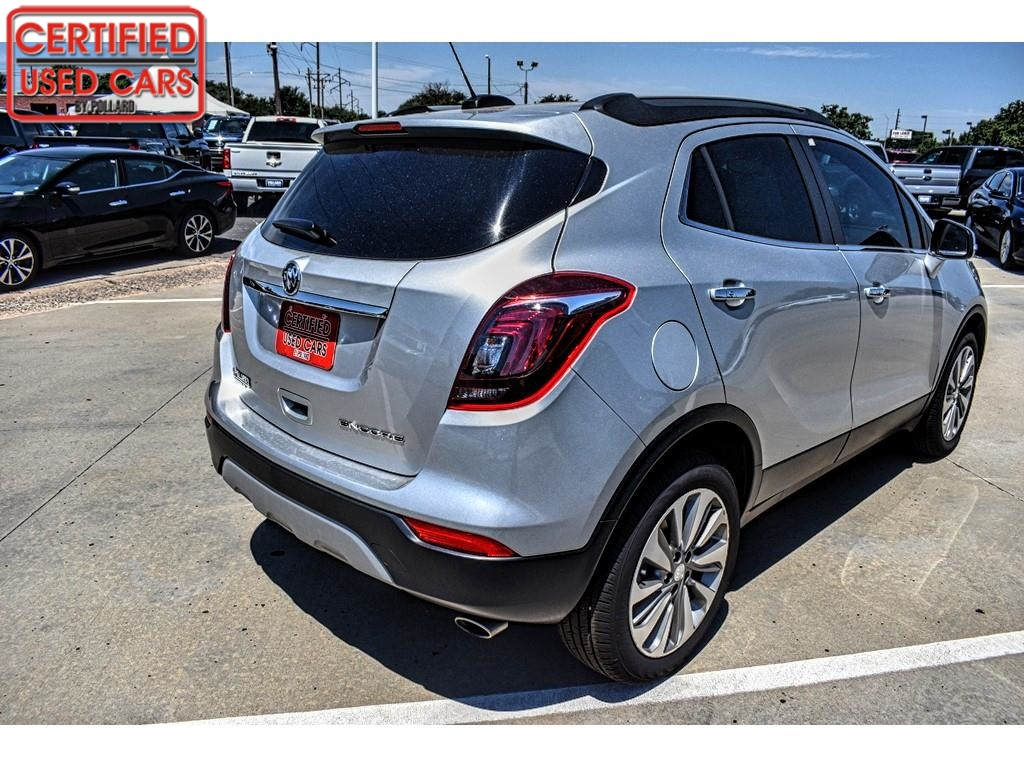 2019 Buick Encore Preferred / Certified Used Cars of Lubbock / Lubbock / TX / 79423