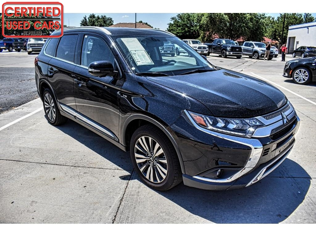 2019 Mitsubishi Outlander GT / Certified Used Cars of Lubbock / Lubbock / TX / 79423