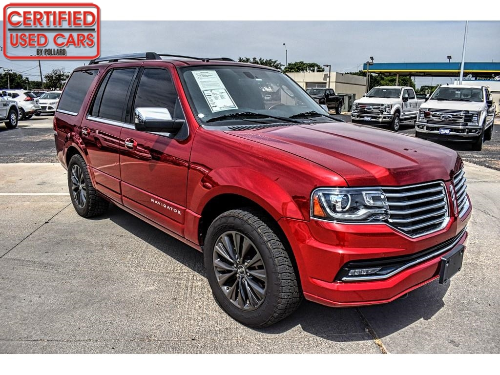 2015 Lincoln Navigator  / Certified Used Cars of Lubbock / Lubbock / TX / 79423