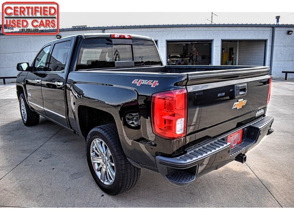 2017 Chevrolet Silverado 1500 High Country / Certified Used Cars of Lubbock / Lubbock / TX / 79423