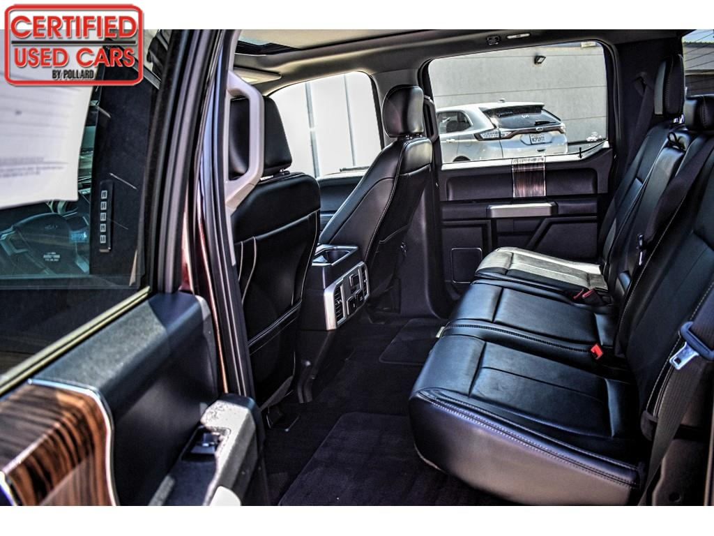 2018 Ford F-150 Lariat / Certified Used Cars of Lubbock / Lubbock / TX / 79423