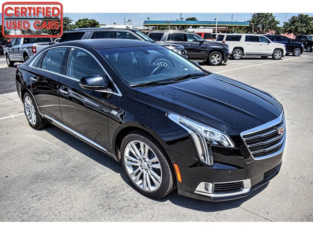 2019 Cadillac XTS Luxury / Certified Used Cars of Lubbock / Lubbock / TX / 79423