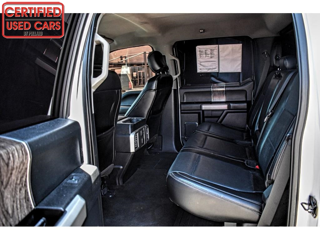 2017 Ford Super Duty F-350 DRW Lariat / Certified Used Cars of Lubbock / Lubbock / TX / 79423