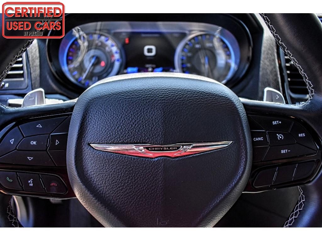 2017 Chrysler 300 300S / Certified Used Cars of Lubbock / Lubbock / TX / 79423