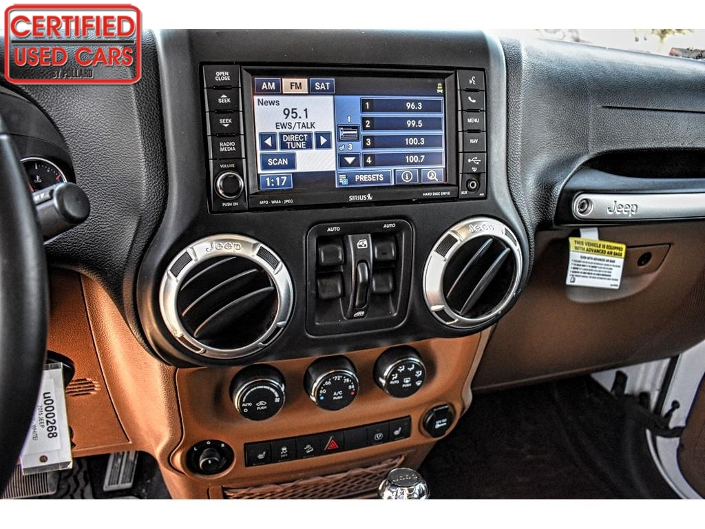 2015 Jeep Wrangler Unlimited Rubicon / Certified Used Cars of Lubbock / Lubbock / TX / 79423