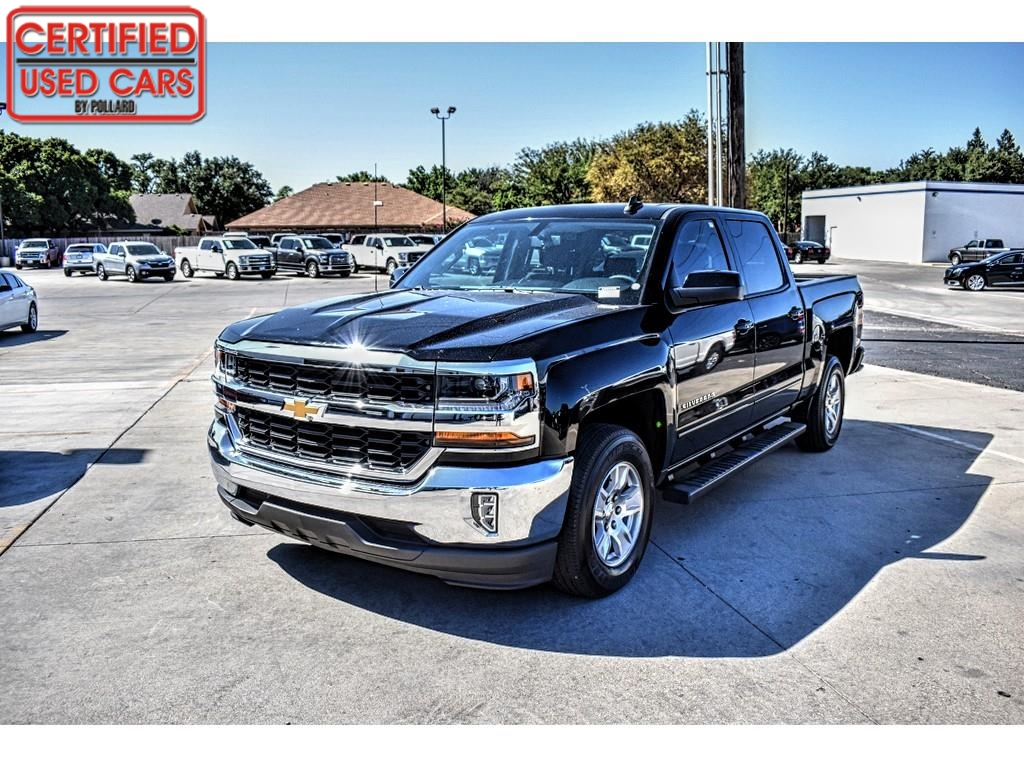 2017 Chevrolet Silverado 1500 LT / Certified Used Cars of Lubbock / Lubbock / TX / 79423