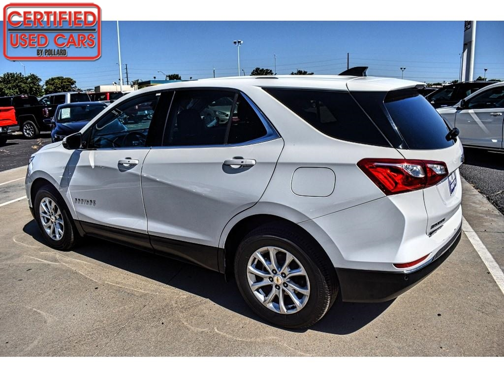 2018 Chevrolet Equinox LT / Certified Used Cars of Lubbock / Lubbock / TX / 79423