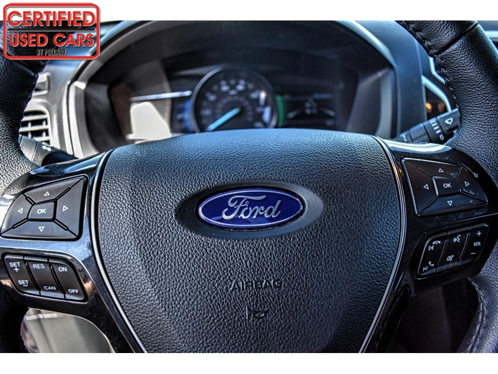 2019 Ford Explorer Limited / Certified Used Cars of Lubbock / Lubbock / TX / 79423