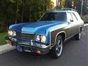 1973 Chevrolet CAPRICE ESTATE WAGON 454-V8 Glide-Away Tailgate