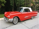 1959 Ford THUNDERBIRD 37k Miles 1-Retail Owner Since New