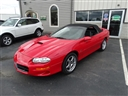 2002 Chevrolet Camaro 2dr Convertible Z28 SS-SLP (35th