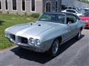 1970 Pontiac GTO RAM AIR III 400 4-Speed
