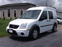 2013 Ford Transit Connect 114.6 XLT w/side & rear door privacy