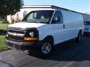 2012 Chevrolet Express Cargo Van RWD 2500 155