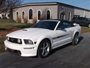 2008 Ford Mustang 2dr Conv GT Premium