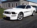 2008 Ford Mustang 2dr Cpe GT Premium TRACTION CONTROL