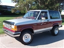 1989 Ford Bronco II Wagon 4WD