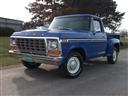 1978 Ford F100 4X2 Pickup Truck