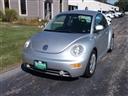 2000 Volkswagen New Beetle 2dr Cpe GLS